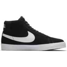 View the Nike SB Blazer Mid - Black/White from the Mens clothing range online today from Boarderline