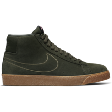 View the Nike SB Blazer Mid - Sequoia/Olive/Black from the Mens clothing range online today from Boarderline