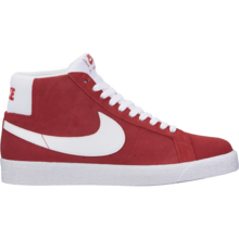 View the Nike SB Blazer Mid - University Red/White from the Mens clothing range online today from Boarderline