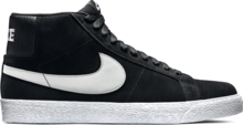 View the Nike SB Blazer Premium - Black/Base Grey from the Mens clothing range online today from Boarderline