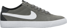 View the Nike SB Bruin - Tumbled Grey/White/Black from the Mens clothing range online today from Boarderline