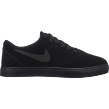 View the NIKE SB CHECK SUEDE (GS) JUNIOR - BLACK/ANTHRACITE from the Kids Shoes clothing range online today from Boarderline