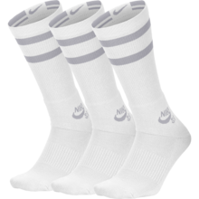 View the Nike SB Crew Socks - White from the Socks clothing range online today from Boarderline