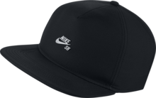 View the Nike SB Dri Fit Cap - Black from the Snapbacks, 6 Panel Caps clothing range online today from Boarderline