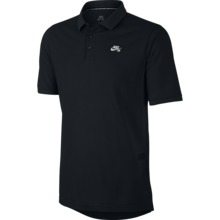 View the Nike SB Dri Fit Pique Polo - Black from the Shirts clothing range online today from Boarderline