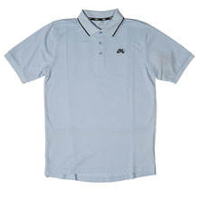 View the Nike SB Dry Polo - Hydrogen Blue from the T-Shirts clothing range online today from Boarderline