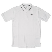 View the Nike SB Dry Polo - White from the T-Shirts clothing range online today from Boarderline