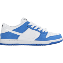 View the Nike SB Dunk Low Ishod Wair - Blue Spark/White from the Mens clothing range online today from Boarderline