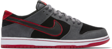 View the Nike SB Dunk Low Pro Ishod Wair - Dark Grey/Black/University Red/White from the Mens clothing range online today from Boarderline