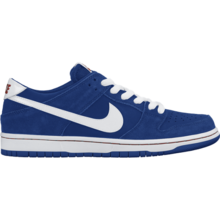 View the Nike SB Dunk Low Pro Ishod Wair Shoes - Deep Royal / White - Gym Red from the Mens clothing range online today from Boarderline