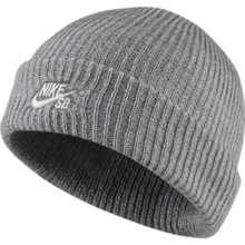 View the Nike SB Fisherman Beanie - Grey from the Beanies clothing range online today from Boarderline