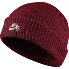 View the Nike SB Fisherman Beanie - RED from the Beanies clothing range online today from Boarderline