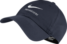 View the Nike SB H86 Cap - Obsidian/White from the Snapbacks, 6 Panel Caps clothing range online today from Boarderline