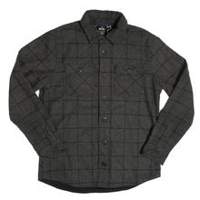 View the Nike SB Holgate Wool Shirt - Charcoal from the Shirts clothing range online today from Boarderline
