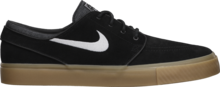 View the Nike SB Janoski - Black/White/Gum from the Mens clothing range online today from Boarderline