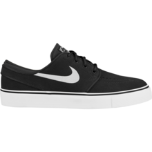 View the Nike SB Janoski Junior - Black/White from the Kids Shoes clothing range online today from Boarderline
