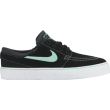 View the Nike SB Janoski Kids - Black/Green Glow/White from the Mens clothing range online today from Boarderline