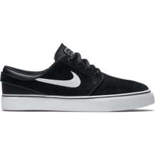 View the Nike SB Janoski Kids - Black/White/Gum from the Mens clothing range online today from Boarderline