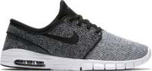 View the Nike SB Janoski Max - White/Black/Dark Grey from the Mens clothing range online today from Boarderline
