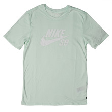 View the Nike SB Logo T-Shirt - Barely Green from the T-Shirts clothing range online today from Boarderline