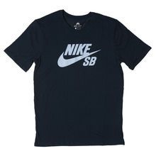 View the Nike SB Logo T-Shirt - Obsidian from the T-Shirts clothing range online today from Boarderline