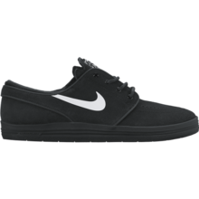 View the Nike SB Lunar Stefan Janoski Shoes - Black / Black - White from the Mens clothing range online today from Boarderline