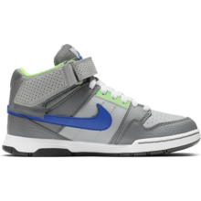View the NIKE SB MOGAN MID JUNIOR - WOLF GREY/GAME ROYAL from the Kids Shoes clothing range online today from Boarderline