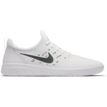 View the Nike SB Nyjah Free Shoes - Summit White from the Mens clothing range online today from Boarderline
