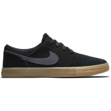 View the Nike SB Portmore - Black/Dark Grey/Gum from the Mens clothing range online today from Boarderline