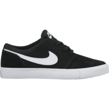 View the Nike SB Portmore Kids - Black/White from the Kids Shoes clothing range online today from Boarderline