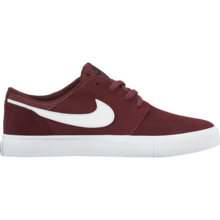 View the Nike SB Portmore Kids - Dark Team Red/White from the Kids Shoes clothing range online today from Boarderline