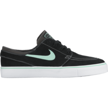 View the Nike SB Stefan Janoski - Black/Green Glow/White from the Mens clothing range online today from Boarderline