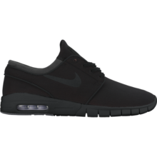 View the Nike SB Stefan Janoski Max Shoes - Black / Black - Anthracite - Black from the Mens clothing range online today from Boarderline