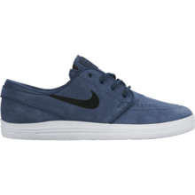 View the Nike SB Stefan Janoski Max Shoes - Squadron Blue/Black-White from the Mens clothing range online today from Boarderline
