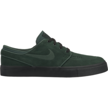 View the Nike SB Stefan Janoski - Midnight Green/Black from the Mens clothing range online today from Boarderline