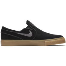 View the Nike SB Stefan Janoski Slip On - Black/Gum from the Mens clothing range online today from Boarderline