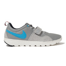 View the Nike SB Trainerendor - Base Grey/Vivid Blue/Sail from the Mens clothing range online today from Boarderline
