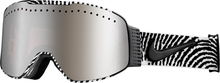 View the Nike Snowboarding Fade Goggles - White/Black-Ionized from the Mens clothing range online today from Boarderline
