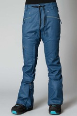 View the Nikita Cold Brew Pant - Orion Blue from the Womens Snowboard Pants clothing range online today from Boarderline