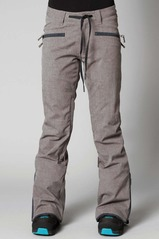 View the Nikita Hunter Pant - Castle Rock from the Womens Snowboard Pants clothing range online today from Boarderline