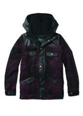 Nikita Mayon Jacket - Wine Plaid/Black