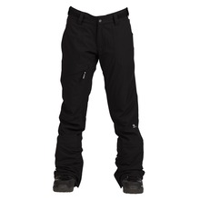 View the Nikita White Pine Stretch Pant - Black from the Womens Snow Pants clothing range online today from Boarderline