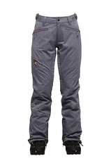 View the Nikita White Pine Wax Pant - Blue from the Womens Snowboard Pants clothing range online today from Boarderline
