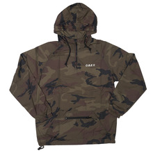 View the O.B.E.Y. Anorak Jacket - Camo from the Jackets clothing range online today from Boarderline