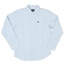 View the Obey Banbury Shirt - Blue from the Shirts clothing range online today from Boarderline
