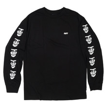 View the Obey Creeper Long Sleeve - Black from the T-Shirts clothing range online today from Boarderline