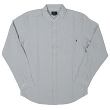 View the Obey Dissent II Shirt - Light Grey from the Shirts clothing range online today from Boarderline