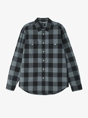 View the Obey Drifter Shirt - Charcoal from the Shirts clothing range online today from Boarderline