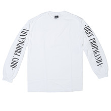 View the Obey New Times Propaganda Long Sleeve - White from the T-Shirts clothing range online today from Boarderline