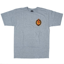 Obey Riot Division T-Shirt - Heather Grey